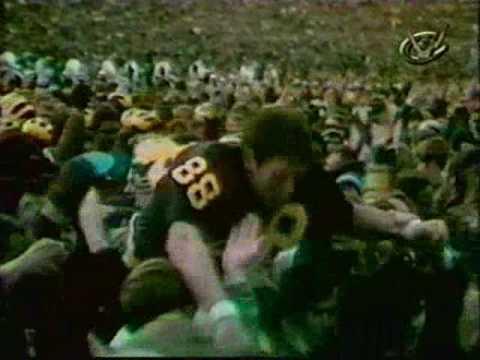1969: Michigan 24 #1 Ohio State 12 (PART 3)