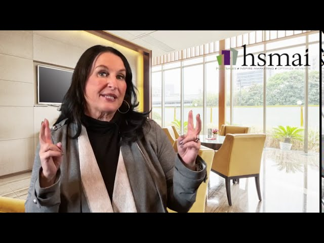 Cindy Novotny on What It Takes To Succeed In Sales