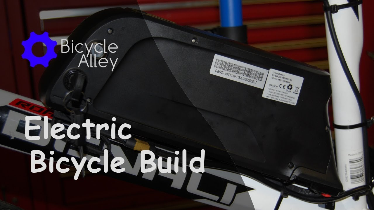 Electric Bike - Installing A Bafang BBS02 750W Mid-drive Motor On A Walmart  GMC Denali Bicycle