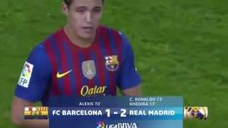 Barcelona squared off against real madrid at camp nou in a season-deciding la liga match of 2011-12. enjoy the highlights with english commentary...