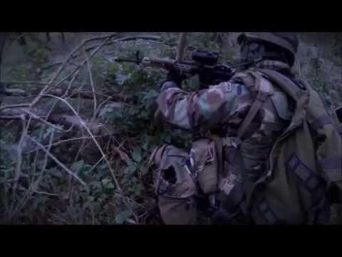 Training Netherlands Marine Corps - Korps Mariniers