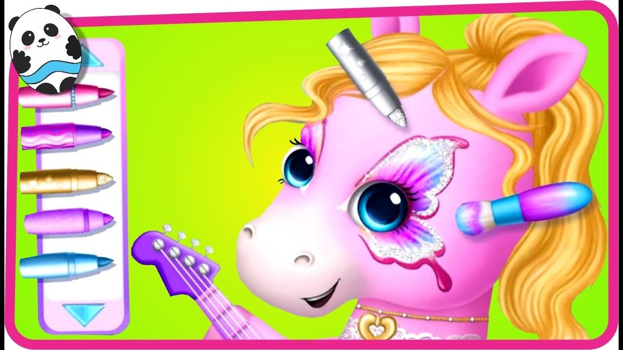 Fun Animals Care Pet Makeover Kids Games
