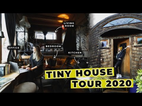 Staying In A Tiny House In Portland Oregon Changed My Mind | Tiny House Tour 2020