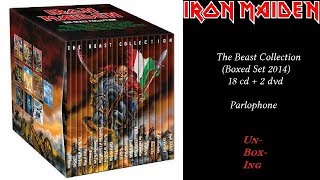 03 Iron Maiden - the beast collection (boxed set 2014)