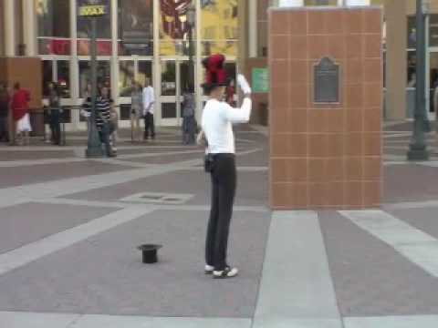 Street Mime a