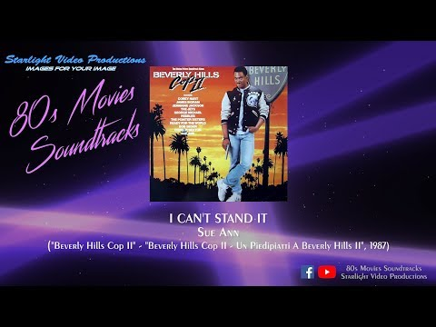 I Can't Stand It - Sue Ann (