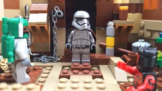 LEGO Star Wars: What Happened To Captain Phasma (Brickfilm)