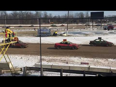 Clip Of The Hangover Enduro At Ransomville Speedway (2017)
