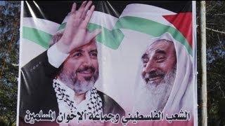 Hamas evolution 1987-2012