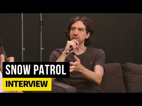 Snow Patrol's Gary Lightbody on the clarity of sobriety, f-bombs, Nick Cave and Ed Sheeran