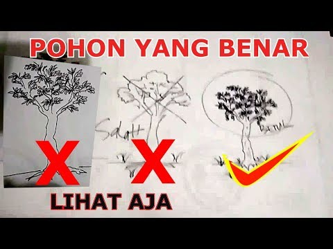 How To Draw The Right Tree Of Psychology Exam Youtube