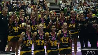 The British Fast5 Netball All-Stars Championship r...