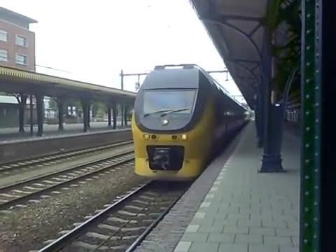 26 Augustus 2011: Treinen In S Hertogenbosch.