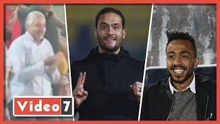 الدكش يكشف رد فعل العمري فاروق وجمهور الاهلي عقب التعادل مع فيتا وكيف ظهر كهربا