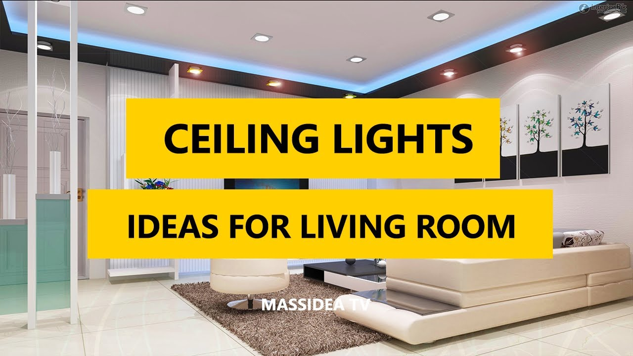 50+ Cool Ceiling Lights UK Designs Ideas For Living Room 2017
