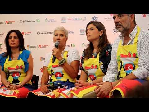 Patricia Maestre Sabor Barranquilla 2018  Nuevas Noticias Magazine