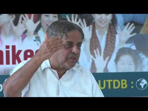 Dr H R Nagendra - Yoga & Lifestyle modifications: VYASA Yoga