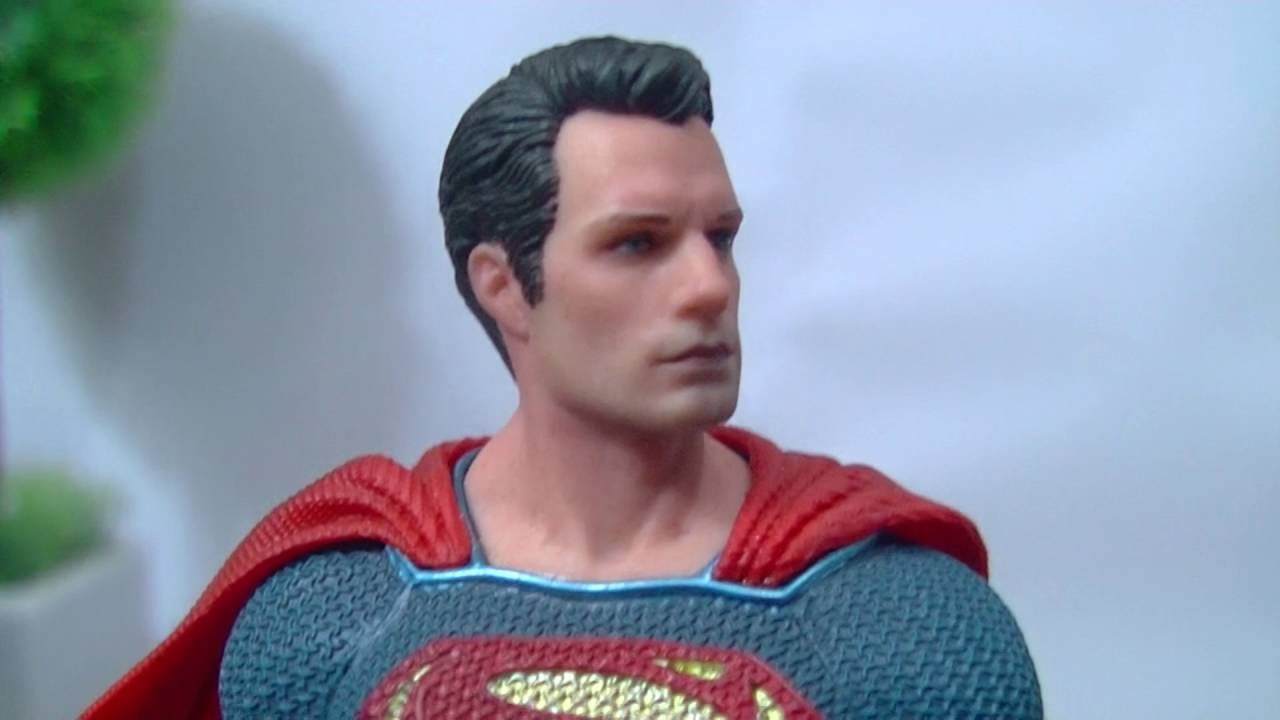 Vídeo 2D Estátua Superman - Iron Studios - YouTube 09582d88031