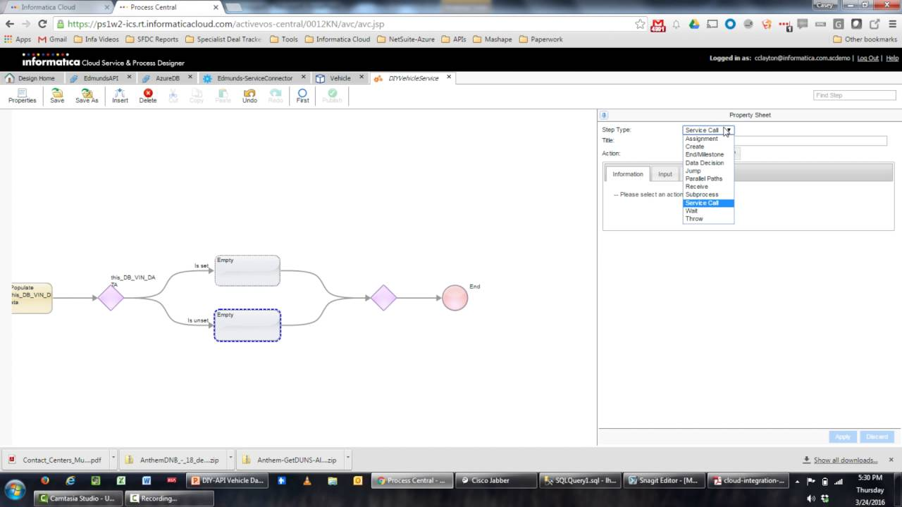 30 Minute API Tutorial : Real Time Data from MS SQL, Salesforce, and a  JSON/REST Web Service