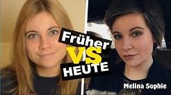 😱Krass so sah Katja Krasavice früher aus! - Youtuber FRÜHER vs HEUTE