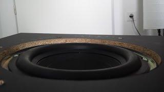 Sony DAV-DZ 280 Subwoofer Bass Test