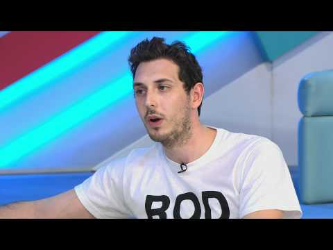 Matt Edumondson s Blake Harrison about The Cult of Rod