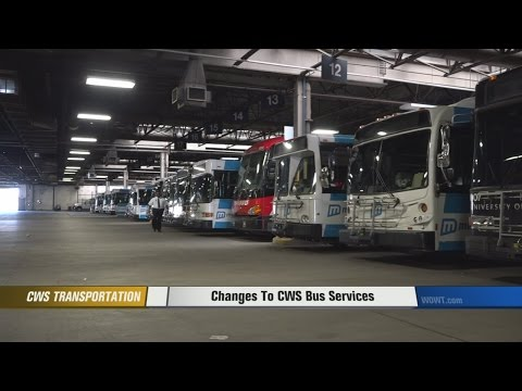Shuttle Express Service ends for CWS