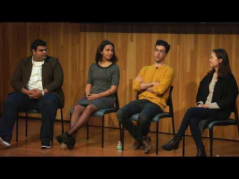 Visit Day 2018: Student & Alumni Career Development Panel