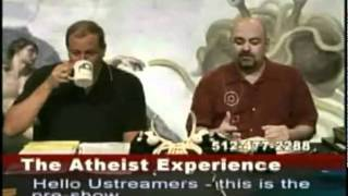 Positive Belief That God Does Not Exist - The Atheist Experience 606