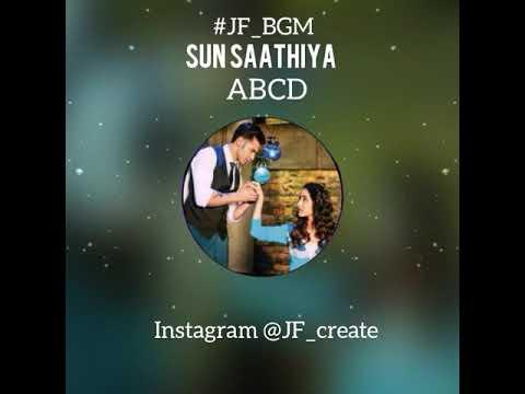 Sun Saathiya song ABCD/WhatsApp Status Video
