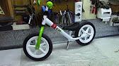Беговел Strider ST 4 - YouTube