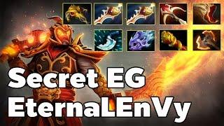 EternaLEnVy Ember Spirit DOTA 2 - SECRET EG
