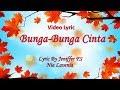Lavenia - Bunga Bunga Cinta (Lyric Video)
