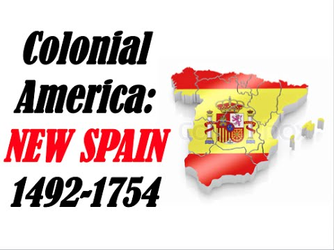 APUSH Review: Colonial America New Spain