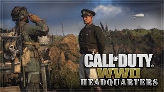 Official Call of Duty® WWII Headquarters Reveal Trailer