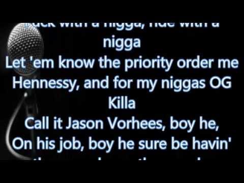 Kendrick Lamar - The Recipe (Lyrics)