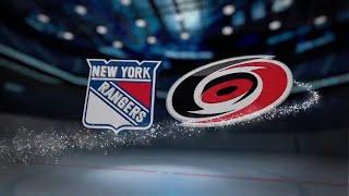 Каролина - Рейнджерс. Прогнозы на НХЛ. Прогнозы на спорт. Прогнозы на хоккей. Ставки на НХЛ