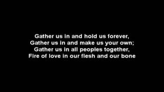 """""""Gather Us In"""" with Lyrics Cover by Tabor Boys"""