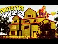 THIS HELLO NEIGHBOR PROTOTYPE HOUSE WAS NEVER MEANT TO BE PLAYED... | Hello Neighbor Beta 3 Mod