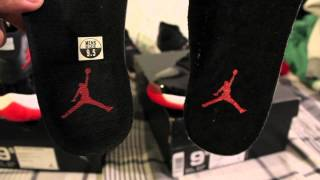 Team Early vs Team Retail 2012 AJ Bred XI Comparison