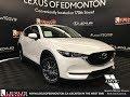 Used White 2017 Mazda CX-5 Walkaround Review Fort Saskatchewan Alberta
