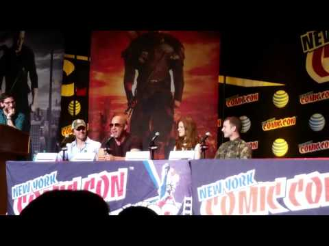 The Last Witch Hunter Panel at the New York Comic Con clip 3