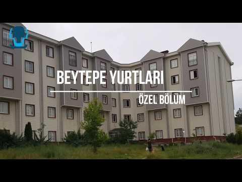 HACETTEPE ÜNİVERSİTESİ BEYTEPE KAMPÜS REHBERİ   YURTLAR
