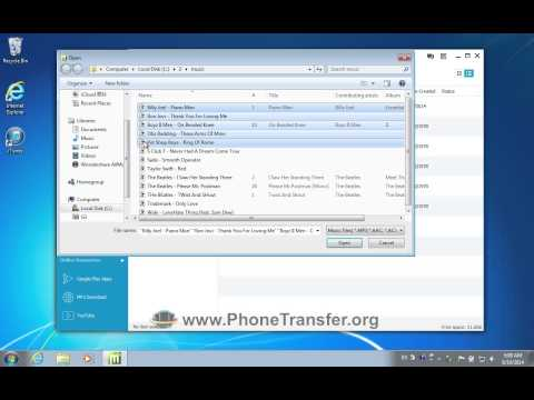 How to Import Music from Computer to Android SD Card, Put Music on Android Phone With Micro SD Card