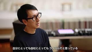 先輩創業者 SPECIAL INTERVIEW 株式会社商業藝術 代表取締役社長 貞廣 一鑑さん