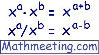 Gambar cover Properties of exponents