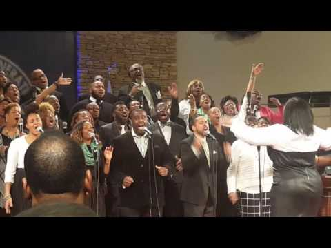 { For your goodness and mercy for us } changing a generation Sanctuary choir Atlanta Georgia