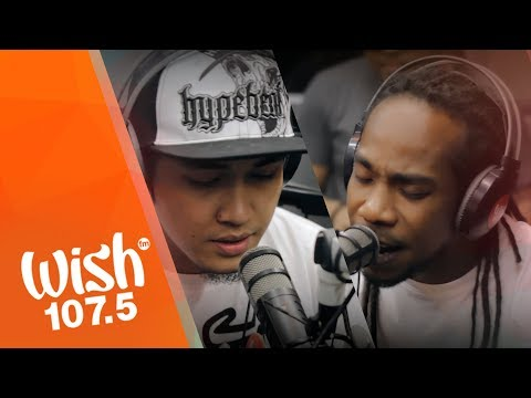 Chocolate Factory feat Sinio performs Pagasa  on Wish 1075 Bus