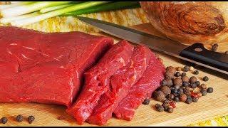 Говядина. Полезные свойства говядины. Калорийность продукта.