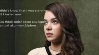 Song : Starving Artist : Hailee Steinfeld, Grey ft. Zedd.